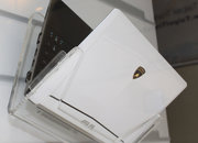 Lamborghini-branded Asus VX6 netbook spied at Computex - photo 2