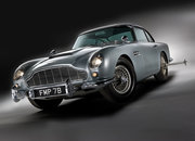 Bond's gadget-packed DB5 up for auction - photo 2