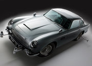 Bond's gadget-packed DB5 up for auction - photo 3