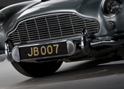 Bond's gadget-packed DB5 up for auction - photo 4