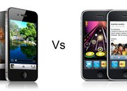 iPhone 4 vs iPhone 3GS - photo 1