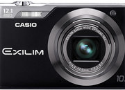 Casio Exilm EX-H5 and EX-FH25 cameras zoom into view - photo 1