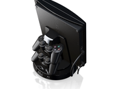 TwistDock for PS3 rotates and charges your console  - photo 2