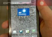 Motorola Droid Xtreme snapped - photo 2