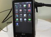 Acer Stream Android handset hands-on - photo 4