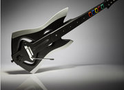 Guitar Hero: Warrior's of Rock axe guitar controller for the rock god in you - photo 1