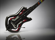 Guitar Hero: Warrior's of Rock axe guitar controller for the rock god in you - photo 2