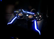 Tron glowing controllers to make you feel you're in the film - photo 2