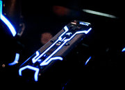 Tron glowing controllers to make you feel you're in the film - photo 3