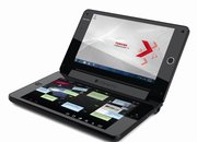 VIDEO: Toshiba Libretto W100 - world's first Windows 7 dual touchscreen - photo 1