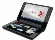 VIDEO: Toshiba Libretto W100 - world's first Windows 7 dual touchscreen - photo 2