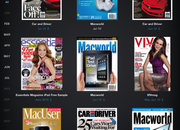 App of the day - Zinio Magazine Newsstand & Reader (iPad) - photo 2