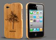iPhone 4: Bash protecting bamboo cases - photo 1