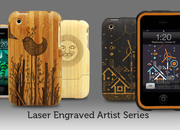 iPhone 4: Bash protecting bamboo cases - photo 2
