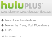 Hulu Plus brings streaming to your iPad, iPhone and TV - photo 1