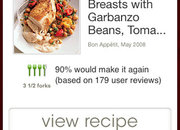 APP OF THE DAY - Epicurious Recipes (iPhone/iPad/Android) - photo 2
