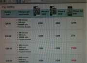 EXCLUSIVE: T-Mobile iPhone 4 prices detailed - photo 1