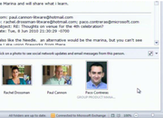 Facebook hits Outlook in real-time - photo 2
