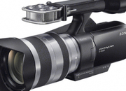 Sony NEX-VG10E: World's first interchangeable lens HD camcorder - photo 1