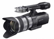 Sony NEX-VG10E: World's first interchangeable lens HD camcorder - photo 2