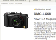 Panasonic Lumix DMC-LX5K leaks - photo 2