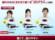 Panasonic trials all-in-one 3D plasma TVs in Japan - photo 4