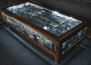 Component coffee table: Because geek is the new chic - photo 1