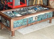 Component coffee table: Because geek is the new chic - photo 2