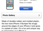 Apple free iPhone 4 bumper program now open in UK - photo 3