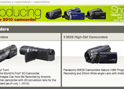 Panasonic preps consumer 3D camcorder? - photo 2