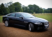 Jaguar XJ hands-on - photo 3