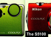Nikon S1100pj and Coolpix S5100 cameras leaked - photo 1