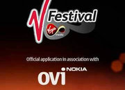 APP OF THE DAY - Virgin Media V Festival 2010 App (Nokia) - photo 1