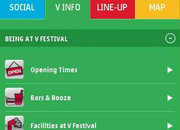 APP OF THE DAY - Virgin Media V Festival 2010 App (Nokia) - photo 3