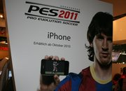iPhone gets footie fever with PES 2011 - photo 2