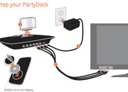 Multiplayer gaming on iPhone/iPad with Griffin PartyDock - photo 2