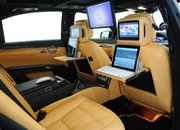 Brabus Mercedes S600 iBusiness: Excessively teched-up car - photo 2