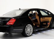 Brabus Mercedes S600 iBusiness: Excessively teched-up car - photo 5