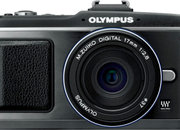 Olympus E-P2: Paint it black edition released - photo 1