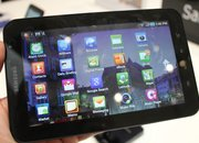 Samsung Galaxy Tab hands-on - photo 4