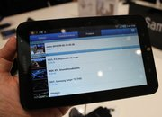 Samsung Galaxy Tab hands-on - photo 5