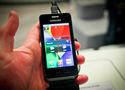 Samsung Wave 723 hands-on - photo 2