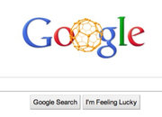 Google doodles buckyball - photo 1