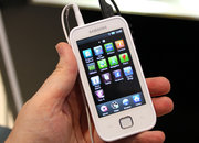 Samsung Galaxy Player 50 hands-on - photo 5
