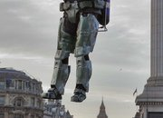 Spartan takes to the skies to celebrate launch of Halo: Reach - photo 3