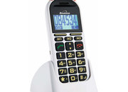 Binatone BB200 big buttoned mobile phone for the visually impaired - photo 1