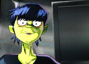Gorillaz help launch Microsoft's IE9 Beta - photo 3