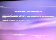 Sony PS3 Blu-ray 3D support is here - photo 1