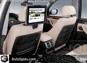 BMW passengers to get factory fitted iPad - photo 1