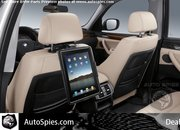 BMW passengers to get factory fitted iPad - photo 2